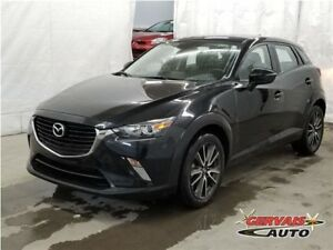 Mazda CX-3 GS Luxe Cuir Toit Ouvrant MAGS 2016