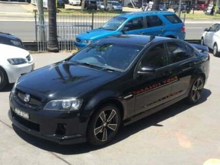 2007 Holden Commodore VE SV6 5 Speed Sports Automatic Sedan Lansvale Liverpool Area Preview