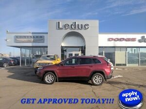 2014 Jeep Cherokee North V6 AWD WITH HEATED SEATS AND REMOTE STA