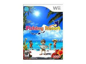 Fishing Resort Wii Game