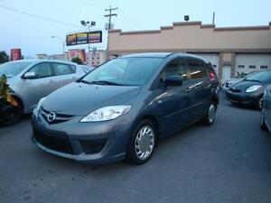 Mazda Mazda5 2009 usage a vendre -Man-Air-GrElec-Cruise-