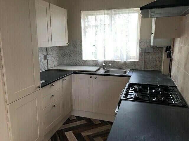 Tremendous New Kitchen 3 Bedroom House For Rent In Luton Located At Lu4 8Nf Furnished Low Rent Cheap In Luton Bedfordshire Gumtree Download Free Architecture Designs Lukepmadebymaigaardcom
