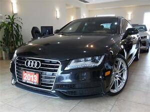 2013 Audi A7 3.0T Premium S-Line|HeadsUp Display|Navi|BlindSpot!
