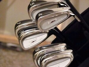Mint Fourteen Golf Iron set TC-550 rare