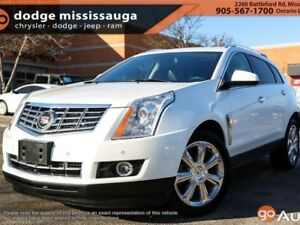 2016 Cadillac SRX PREMIUM+NAV+PAN-ROOF+LANE DEP+LEATHER+MORE