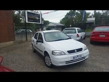 2003 Holden Astra TS CD 4 Speed Automatic Hatchback Lilydale Yarra Ranges Preview