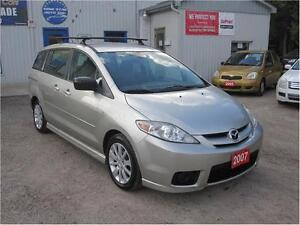 2007 Mazda Mazda5 GS|NEW TIRES|LOCAL CAR|MUST SEE