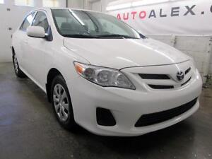 2013 Toyota Corolla CE AUTOMATIQUE A/C BLUETOOTH