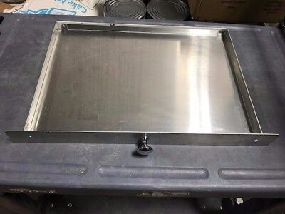 Berkel Mb Countertop Bread Slicer Crumb Tray