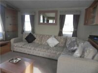 Fantastic Pre-Owned static caravan on North East Coast, Site fees included until 2019