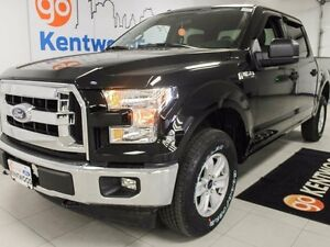 2017 Ford F-150 XLT 3.5L V6 4x4 ecoboost with power drivers seat