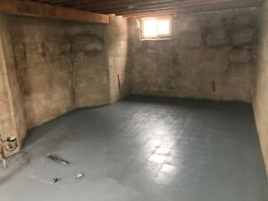 Looking for a basement framer – West Mountain
