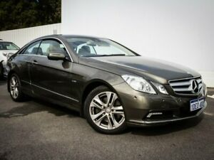 2009 Mercedes-Benz E250 CDI C207 BlueEFFICIENCY Elegance Grey 5 Speed Sports Automatic Coupe Maddington Gosnells Area Preview