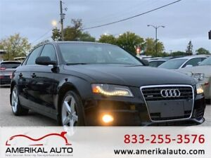 *CLEAN TITLE* 2011 Audi A4 2.0T QUATTRO AWD *SAFETIED* *LOADED*