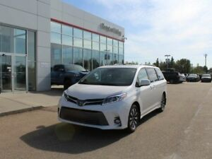2018 Toyota Sienna Limited AWD DVD