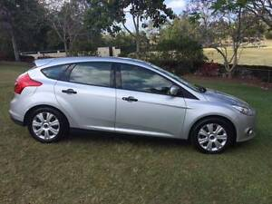2012 Ford Focus Hatchback Nambour Maroochydore Area Preview