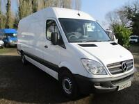 2011 Mercedes-Benz Sprinter 2.1TD 310/311CDI LWB NO VAT 50,000 MILES CHEAP TAX