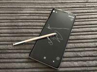 Samsung Galaxy Note 8 64GB Dual Sim Sim Unlocked - Maple Gold