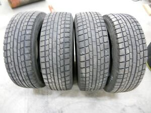 195-55-15 Pneus d hiver winter tires