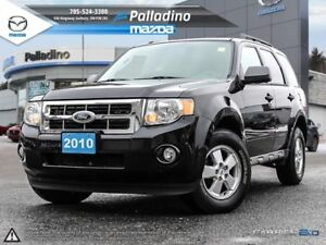 2010 Ford Escape XLT - CERTIFIED WITH NEW TIRES-