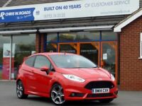 FORD FIESTA 1.6 ST-2 3d (180) ** Low Miles + Full Ford History ** (red) 2014