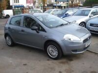 Fiat GRANDE PUNTO 1.2 Active 5dr, 2007 model, Long MOT, Cheap runabout