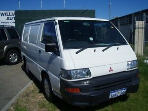 2010 Mitsubishi Express VAN 5 Speed Manual Van Kenwick Gosnells Area Preview