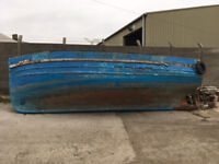Ex Fishing boat free to pick up.