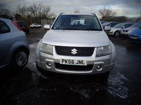 2006(56) Suzuki Grand Vitara 2.0 PetrolMOT'd 1 YEAR £2295