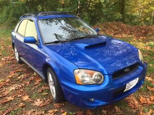 2004 Subaru WRX Turbo Charged