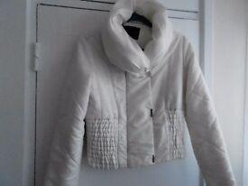 White zipper jacket House Of Dereon