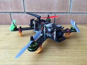 2 racicing quadcopters RTF Matraville Eastern Suburbs Preview