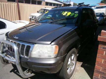 2003 Jeep Grand Cherokee Wagon Bayswater Bayswater Area Preview