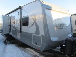 2015 37 FT HIGHLAND RIDGE RV OPEN RANGE RV 308BHS TRAVEL TRAILER