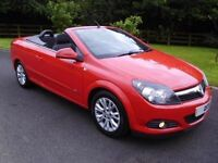 2011 VAUXHALL ASTRA 1.6 TWIN TOP SPORT CONVERTIBLE ## LADY OWNER ## FULL HISTORY ## 12 MONTHS MOT