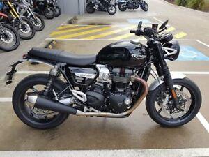 2019 Triumph SPEED TWIN 1200 Road Bike 1200cc Ringwood Maroondah Area Preview