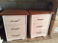Pair of Bedside Cabinets from John Lewis