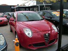 2009 Alfa Romeo Mito  Red Manual Hatchback Dandenong Greater Dandenong Preview
