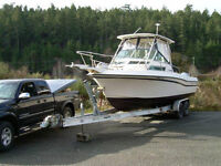 23.5 ft Grady White trade for RV or sale