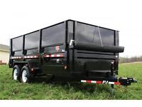 2012 Dump trailer... BAD CREDIT FINANCING AVAILABLE !!!!