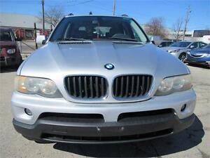 2005 BMW X5 3.0 ACCIDENT FREE