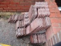 Red Cement Roofing Tiles for Small Build Project