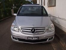 2008 Mercedes-Benz B200 W245 MY08 Turbo Silver CVT Auto 7 Speed Hatchback Petersham Marrickville Area Preview