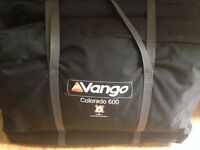 Tent for Sale - Vango Colorado 600 - Nearly New