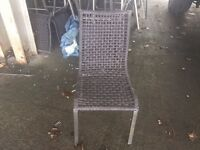 Large Quantity of Chairs