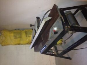 Rockwell Beaver 6 inch jointer planer and Scroll saw