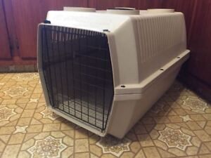 Medium Cage for Dog - Airline approved.