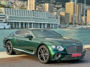 Bentley Continental GT 6.0 W12 4WD DCT