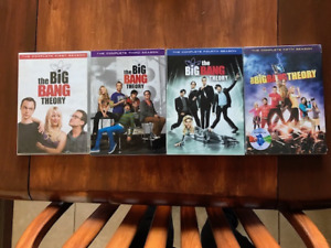 Big Bang Series DVD