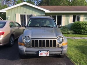 2006 Jeep Liberty 4x4 - Needs Inspected